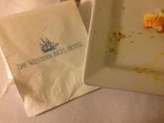The Western Isles Hotel Restaurant : Really glad to have tried this place,
