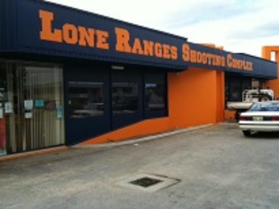 Belmont, Australia: lone ranges front