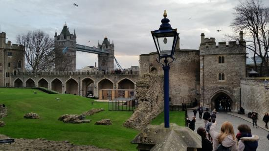 Tower Of London View Of Tower Bridge Picture Of Tower Of London London Tripadvisor