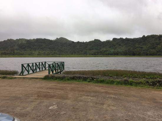 Grand Etang Lake: Lake