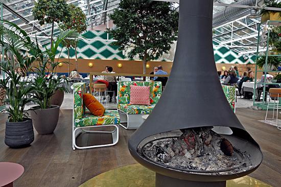 Restaurante el invernadero de los pe otes picture of el invernadero de los penotes alcobendas - Los penotes alcobendas ...