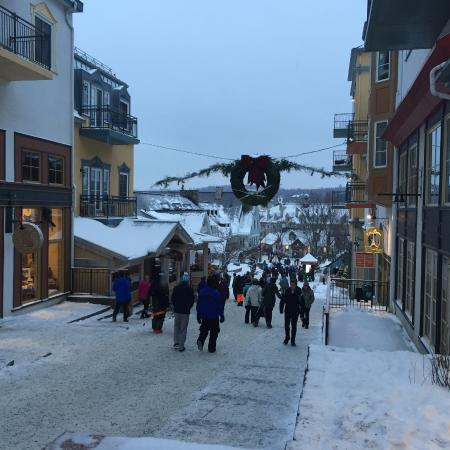 village picture of le westin resort spa tremblant quebec mont rh tripadvisor ca