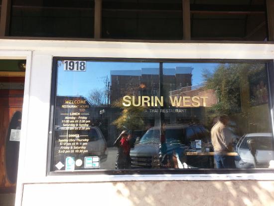 Surin West : Exterior