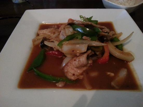 Surin West : Pork dish