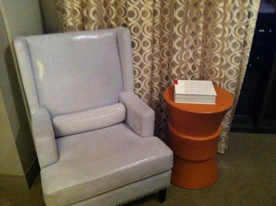 The Cosmopolitan Of Las Vegas Autograph Collection Bedroom Chair