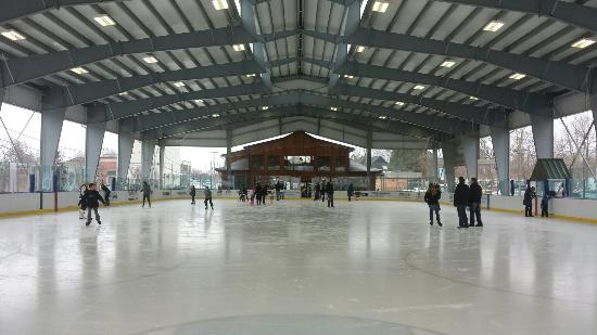 East Aurora, NY: The Healthy Zone Rink