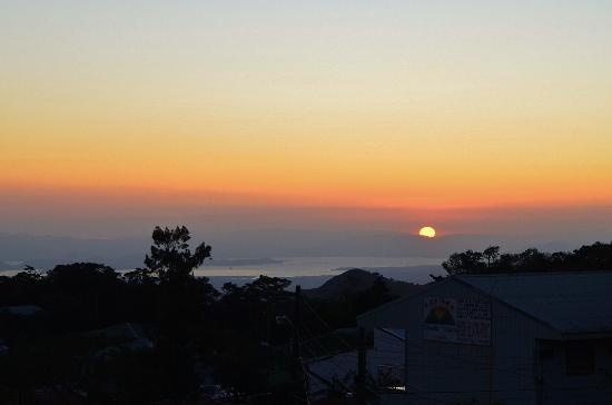 Hotel El Atardecer : Monteverde Sunset