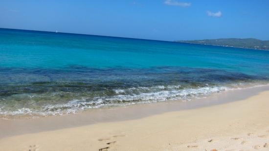 Frederiksted, St. Croix: This beach, Sandy Point Beach, has a reef with tons of fish!