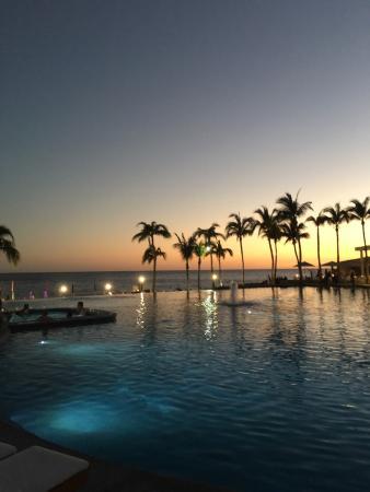 sunset at dreams resort los cabos picture of dreams los cabos rh tripadvisor com