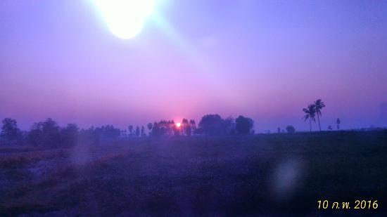 Kalasin, Tailandia: บรรยากาศยามเช้า