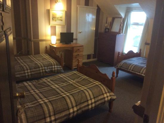 The New Inn: Room 3 - Triple bed
