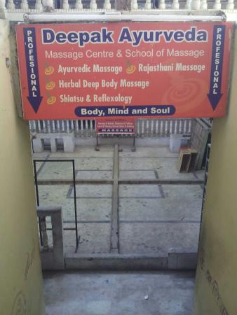 Deepak Ayurveda Massage Centre
