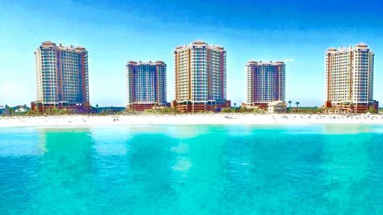 Portofino Resort On Pensacola Beach
