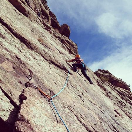 Boulder Climbing Guides