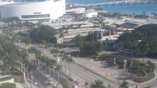 vista do apartamento num andar alto bayside park e american rh tripadvisor com