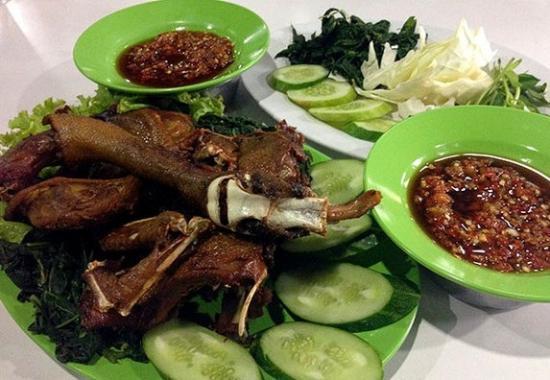 Kuliner Jalan Ciliwung Malang