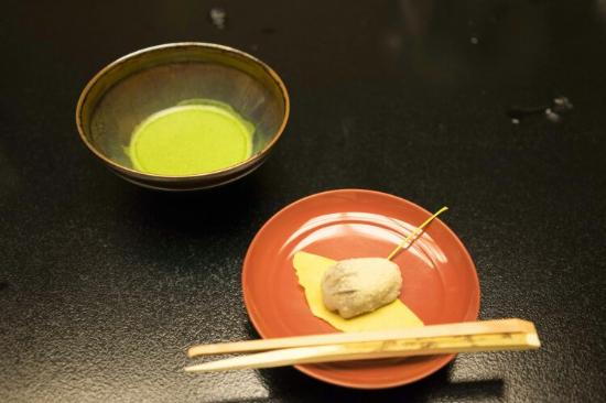 Kyoto Kitcho Hotel Granvia-branch: Dishes