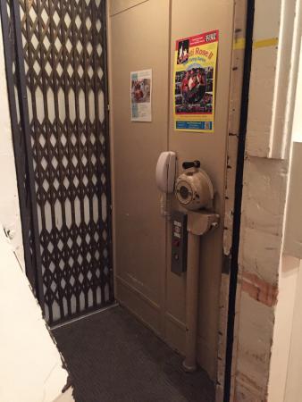 Nonantum Resort: Elevator