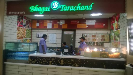 B Bhagat Tarachand