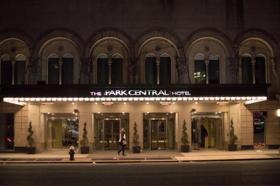 ddc8e1af95ad Park Central Hotel New York - Picture of Park Central Hotel New York ...