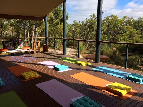 Rosa Brook, Australien: Come on retreat in Margaret River