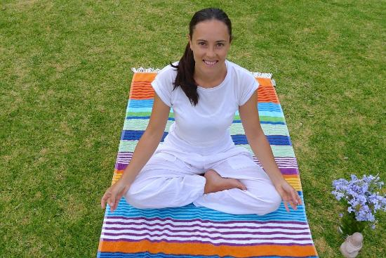Rosa Brook, Australien: Kate from Grace Orchard Yoga