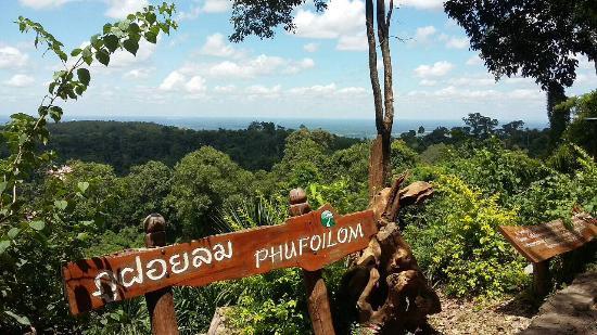 Provinsen Udon Thani, Thailand: Aussicht PFL