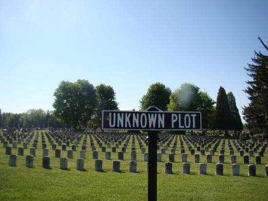 Grandview Cemetery: Unknown Plot from the 1889 Johnstown Flood