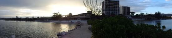Sunscape Splash Montego Bay: Pano view of resort