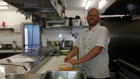 Kin Kin, Australien: Celebrity Chef