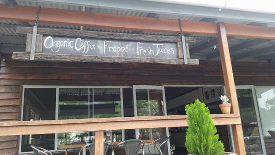 Kin Kin, أستراليا: Organic coffee