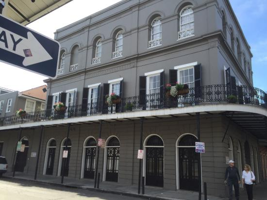 Image result for lalaurie mansion  ghost tours of new orleans