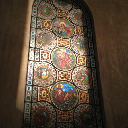 One Of Three Tiffany Mosaics In The Wedding Chapel Picture