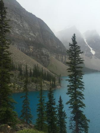 Lake Louise Campground Görüntüsü