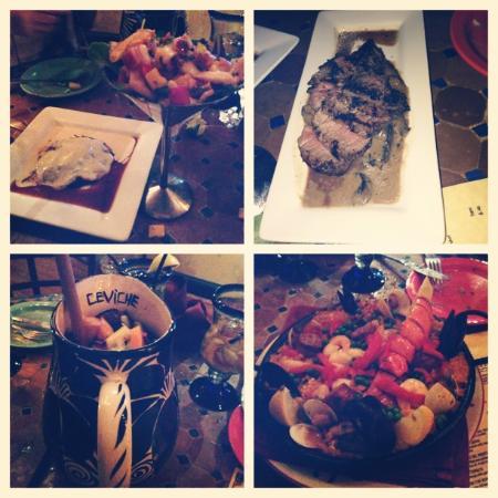 Ceviche St. Petersburg: yum!