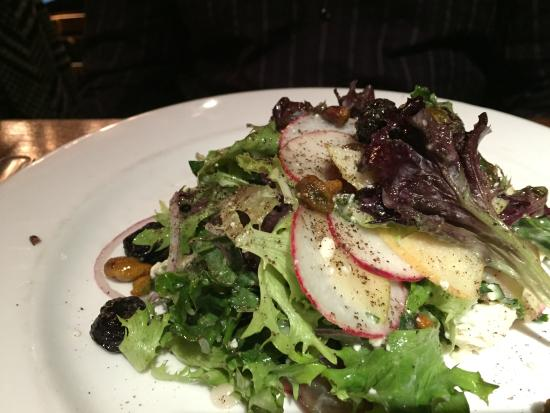 Orso: The harvest salad.