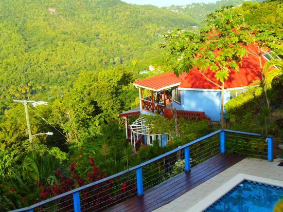 Chateau Mygo Villas: The Sunset Villa