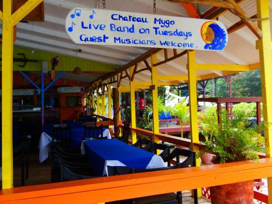 Chateau Mygo Villas: Chateau Mygo House of Seafood