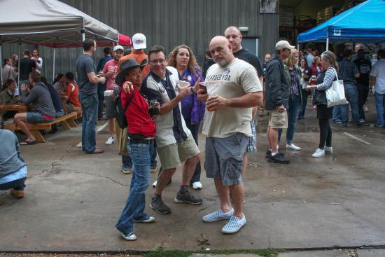 Brew Trek Houston: Having a great time exploring Houston's growing beer-story.