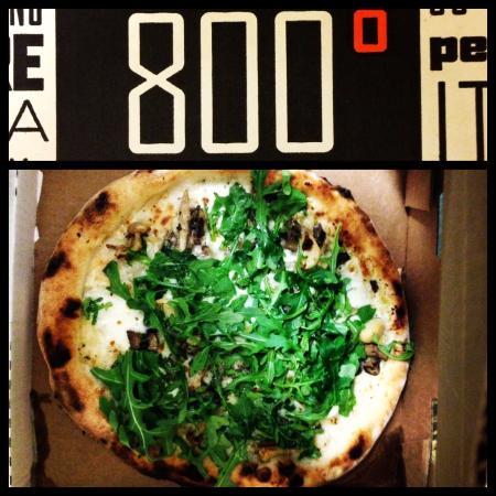 800 Degrees Neapolitan Pizzeria: Pizza