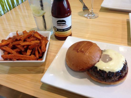 Umami Burger: yum!