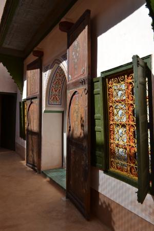 Musee de Mouassine: Entrance of Mouassine Museum