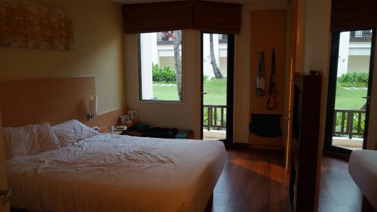 ibis Samui Bophut: Спальная в двух комнатном номере
