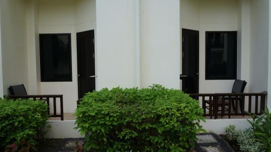 ibis Samui Bophut: В двух комнатном номере два балкончика