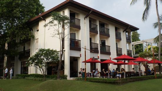 ibis Samui Bophut: Ресторан при отеле
