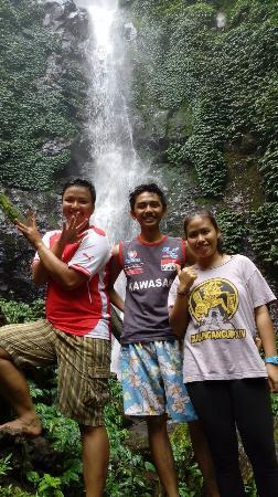Coban Rais Waterfall: air terjun keren