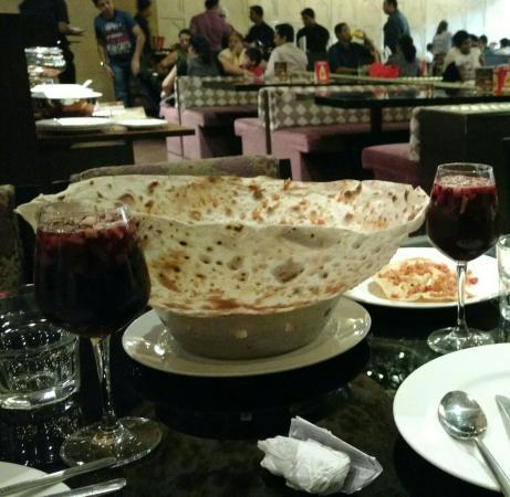 Zaffran: Average food, pathetic service, below average serving