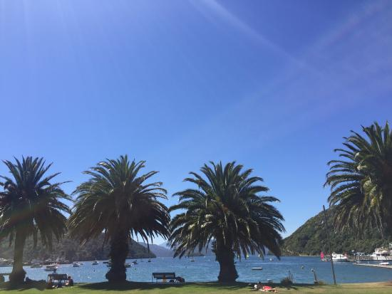 Picton Yacht Club Hotel: Picton Sea Front, 100metres from Hotel
