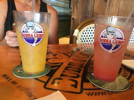 Photos of our wonderful day at Bubba Gump Shrimp Co. Honolulu Hi