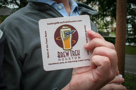 Brew Trek Houston is the way to see Houston and enjoy some of the country's finest craft beers.